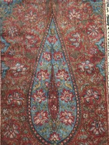 Chintz Door Curtain; c.1900; Iran, Isfahar, Qajar period